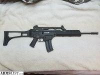 For Sale/Trade: H&k g36 tactical 22lr