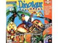 Dinosaur Explorers PC CD N.Tk dig fossil put together