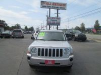2008 Jeep Patriot Sport 4dr SUV w/CJ1 Side Airbag Package