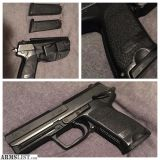 For Sale: Hk USP 40 / used / w holster