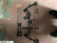 For Sale/Trade: Loaded Left handed bow
