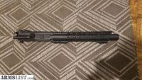 For Sale: 10.5 AR15 Pistol Upper Keymod Freefloat Brand NEW