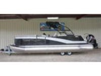 2017 Harris FloteBote Grand Mariner 250