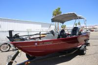 2017 LUND 1625 Fury XL FISHING BOAT