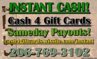 Cash 4 Phones & Gift Cards! Instant Payouts Daily* All Types of Phones