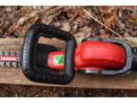 hedge trimmer -used times