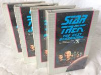 VHS Sealed: Star Trek Next Generation Collector Edition