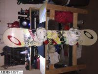 For Sale/Trade: Men s Ride machete snowboard