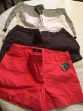 4 pairs shorts, gap, old navy.EUC, one new with tags