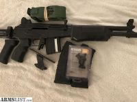 For Sale: galil ak47 century arms golani