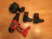 Black & Decker 14.4 volt cordless drill + 2 battery packs and charger