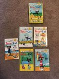 Pete the cat box set plus one other Pete book