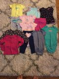 18 and 24 month clothing lot