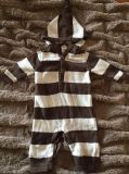 Old Navy One Piece Knit Romper with Hood