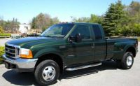 2000 FORD F350 XLT DUALLY DIESEL 2 WHEEL DRIVE 160KM