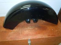 Sell FLH Front Fender Black motorcycle in Reston, Virginia, US, for US $29.95