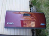 Parts For Sale: FORD F150 TAIL GATE FLARE SIDE 97 04 FOMOCO LIGHTNING SOLID RUST FREE