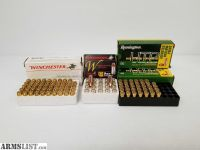For Sale: 155 Rounds of Winchester and Remington 9mm Luger
