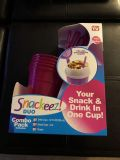 Snackeez Duo Combo Pack (originally came with 10 but Used 5 out of package)