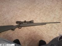 For Trade: savage 223 bolt