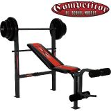 Ole' Skool Competition Weight Bench