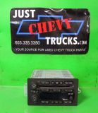 Find 2005 to 2006 Chevy GMC Tahoe Yukon Silverado Sierra AM FM 6 Disc CD Radio UC6 motorcycle in Lebanon, Maine, United States, for US $119.95