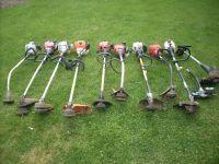 L@@K MISC. LAWN EQUIPMENT; TRACTORS, BLOWERS,MOWERS, EDGERS, TRIMMERS, SPREADERS, CART, FULL LI...