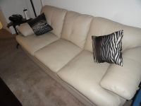 $475, Nice Sofa Bed FOR SALE, 9 Mos old, MOVING FORCES SALE. $475 FIRM.