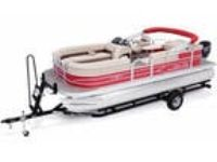 2017 Suntracker Party Barge 20 Dlx