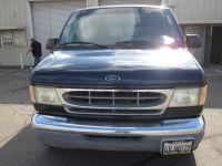 2002 Ford Econoline Wagon E-350 Super Ext XLT