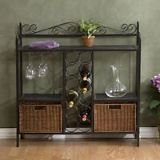Accent Table Wine Rack