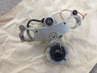 Sell SUZUKI GSXR1100 IGNITION SWITCH GASCAP WITH KEY AND TRIPLE CLAMP motorcycle in Alexandria, Virginia, US, for US $59.99