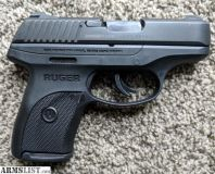 For Sale: Ruger LC9s Pro +100 RDS FMJ