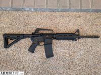 "For Sale: Bushmaster A1 14.5"" upper"