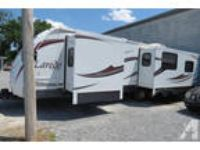 2012 Keystone Laredo 32 ft. Travel Trailer