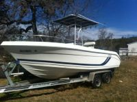COBIA 20ft Center Console Fishing Boat