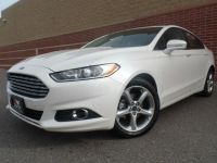 2015 Ford Fusion 4dr Sdn SE FWD