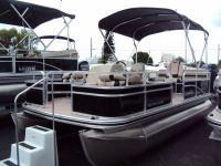 2017 Lowe Ultra 182 Fish & Cruise Pontoons Boats Holiday, FL