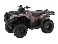 2016 Honda FourTrax Rancher 4x4 ES Camo (TRX420FE1) Utility ATVs Crystal Lake, IL