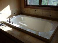 Kohler bathtub and bathroom lighting fixtures