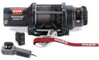 Purchase Warn Vantage UTV 4000-s Winch w/Mount Polaris 13-14 Ranger Fullsize 900 XP-89041 motorcycle in Northern Cambria, Pennsylvania, United States, for US $519.00