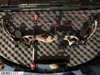 For Sale/Trade: PSE Sinister compound bow.