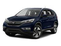 2015 Honda CR-V Touring (Mountain Air Metallic)