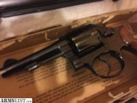 For Sale: Classic Smith Model 10