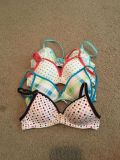4 pairs of bras. All in good condition. Size 32A. Asking $6 for all.