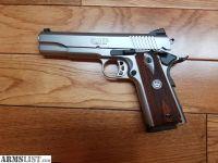 For Sale: RUGER SR 1911
