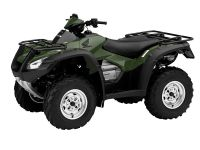 2016 Honda FourTrax Rincon Utility ATVs West Bridgewater, MA