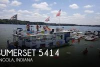 1983 Sumerset Houseboats 5414 Commercial-Galley