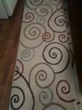 2 Runner rugs by Cambridge collection . 2' 7' . ivory scrool design . 40$ for both . will sale seperately . posting for a friend .