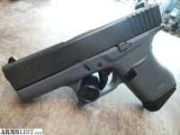 For Sale: Like New Grey Glock 43